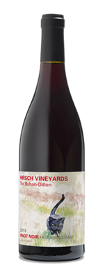 Hirsch Vineyards Bohan-Dillon Pinot Noir 2018