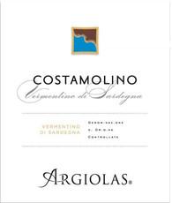 Costamolino Verentino di Sardegna Argiolas 2018
