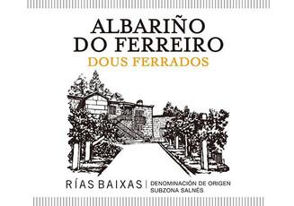 Do Ferreiro Albariño Dous Ferrados 2017