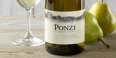 Ponzi Willamette Pinot Gris 2018