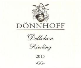 Dönnhoff Dellchen Riesling GG 2018