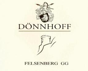 Dönnhoff Felsenberg Riesling GG Felsenturmchen 2017
