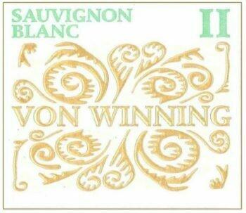 Von Winning Sauvignon Blanc Trocken II 2019