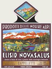 Elisir Novasalus Vino Amaro