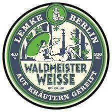 Brauerei Lemke Berliner Weisse w/ Woodruff 4 x 12oz