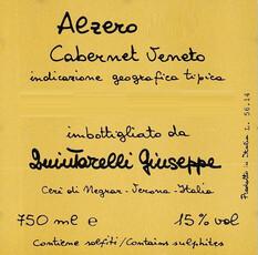 Giuseppe Quintarelli 'Alzero' Cabernet 2009