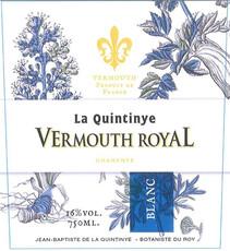 La Quintinye Royal Vermouth Blanc 750mL