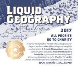 Liquid Geography Rosado 2018