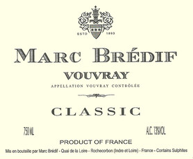 Marc Bredif Vouvray 2018