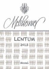 Melsheimer Mosel Riesling Trocken Lentum 2013