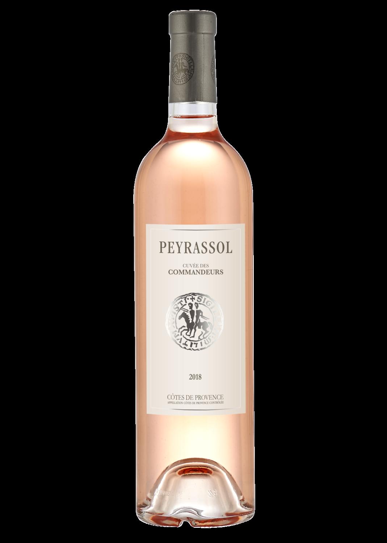 Commanderie de Peyrassol, Côtes de Provence Rosé 2019 Methuselah 6L