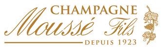 Moussé Fils, Champagne Rosé Effusion Perpetuelle de Blanc et de Rouge NV