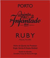 Quinta do Infantado Port Ruby 750mL