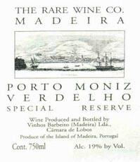 Rare Wine Co. Porto Moniz Verdehlo Madeira 750mL