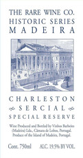 Rare Wine Co. Charleston Sercial Madeira 750mL