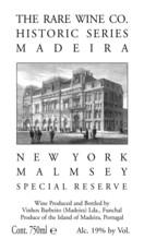 Rare Wine Co. New York Malmsey Madeira 750mL