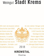 Weingut Stadt Riesling Kremstal DAC 2018