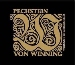 Von Winning Pechstein Riesling Grosses Gewächs 2017