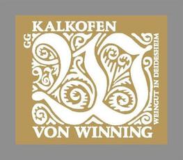 Von Winning Kalkofen Riesling Grosses Gewächs 2018