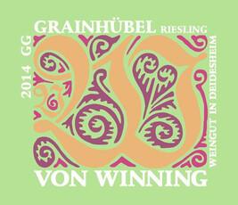 Von Winning Grainhübel Riesling Grosses Gewächs 2018