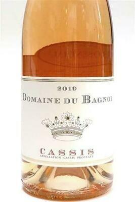 Domaine du Bagnol Cassis Rosé 2019