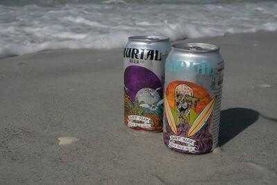 Burial Surf Wax IPA 6 x 12oz
