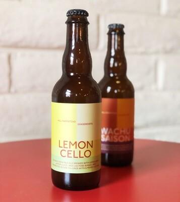 Hill Farmstead / Casita Grassroots Lemon Cello DBL IPA