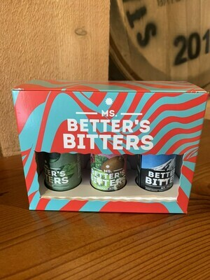 Ms. Better Bitters 3 Pack
