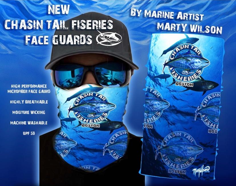New Buffs UPF 50 -Face Guard