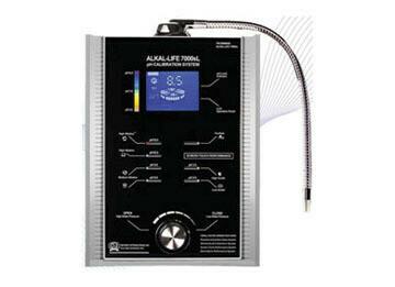 Alkal-Life Water Ionizer 7000SL 1006