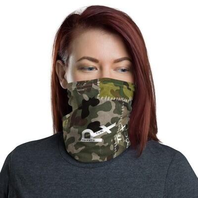 RX Camo Patchwork (Mask) Neck Gaiter