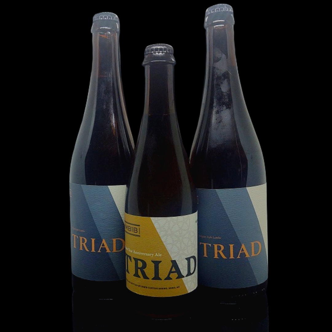 Triad-Trifecta Vintage 3-bottle Package