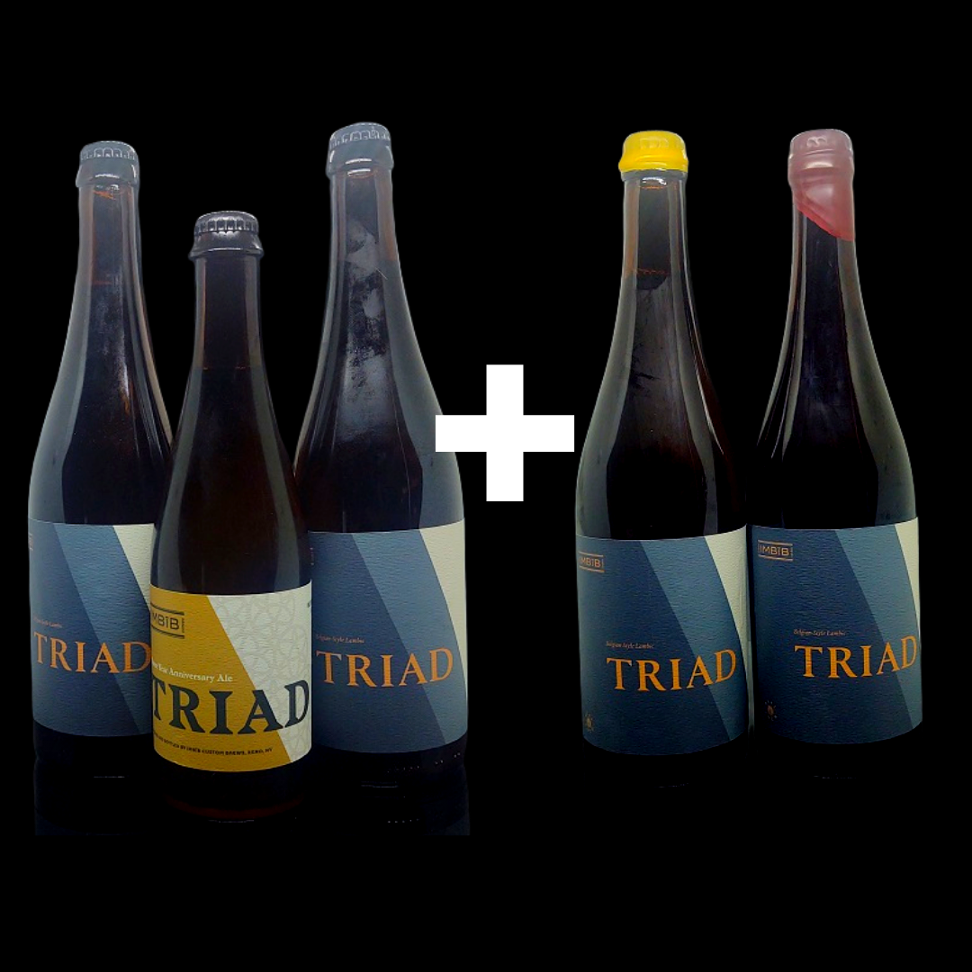Triad-5th Year Anniversary-5-bottle Package
