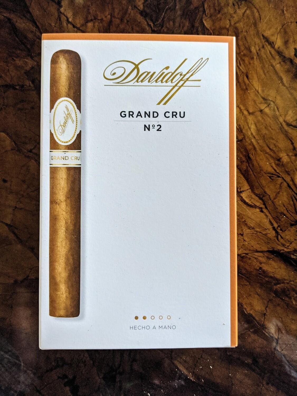 Davidoff Grand Cru No. 2 5 Pack