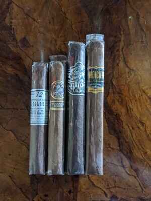 Gurkha Mixed 4 Pack