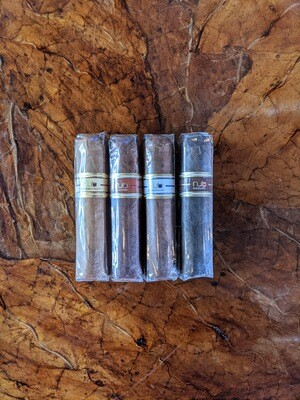 Nub Mixed 4 x 60 4 Pack