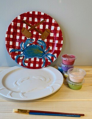 Take Home Maryland Crab Dish with Glazes - Pick up at Pet Depot