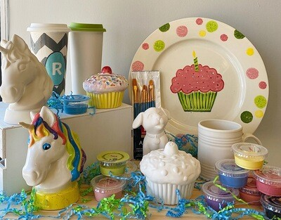 Take Home Family Party Kit - Pick up at Pet Depot