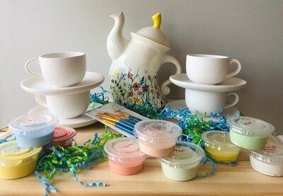 Take Home Tea Party Kit - Pick up at Pet Depot