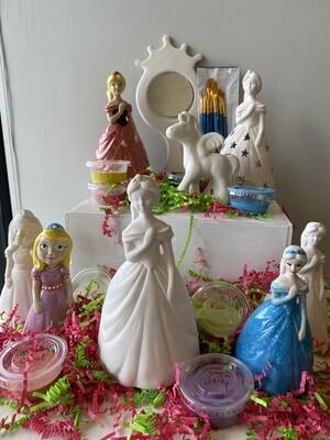 Take Home Princess Party Kit - Pick up at Pet Depot