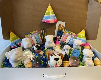 Take Home Puppy Party Kit - Pick up at Pet Depot