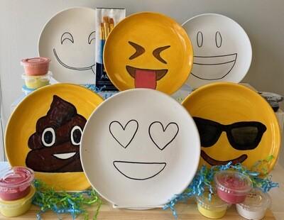 Take Home Emoji Party Kit - Pick up at Pet Depot
