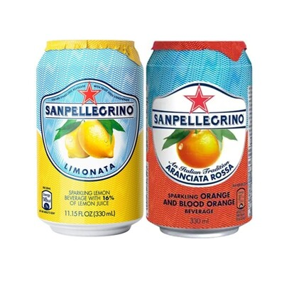 Sanpellegrino Soft Drinks, 330ml