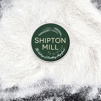 Shipton Mill, Organic White Bread Flour No. 4 (105), 1.5kg - bring a container