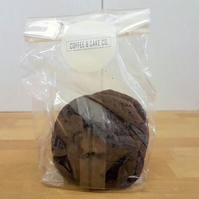 Gluten-Free Triple Chocolate Buckwheat Cookies, x3