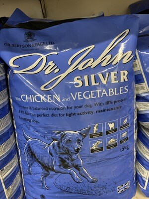 Dr Johns With Chicken And Veg