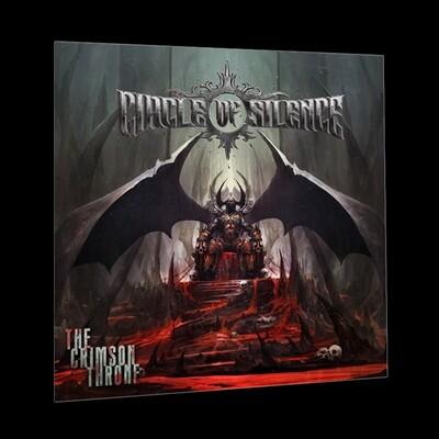 CD - The Crimson Throne