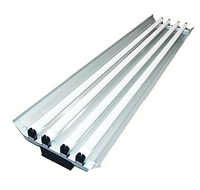 4 Foot 4-Tube LED Utility Fixture