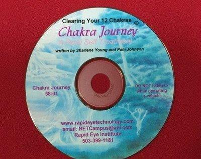A Chakra Journey CD