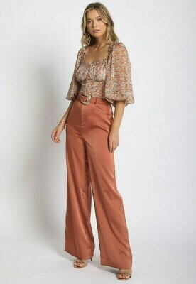Butterfly Peasant Blouse